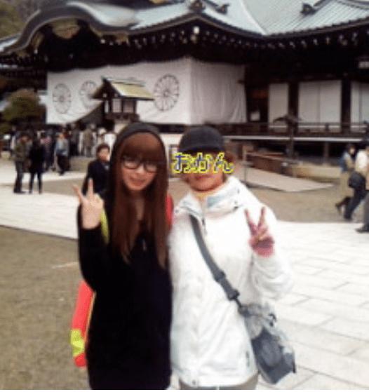 きゃりーぱみゅぱみゅと神道系神社